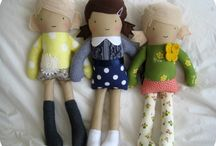 dolls/sewing / Doll and sewing ideas and inspiration