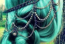 Fashion forward / hair_beauty / by andrea gough