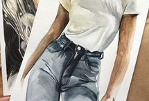 Watercolors Inspirations