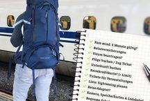 Packlisten Urlaub