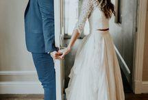 Wedding first meeting