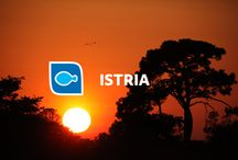 Istria / Istria, the land of happiness and Brijuni's home.