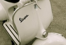 Oh Vespa (or scooter), I do so love you... / I need to live in a little hamlet somewhere and scoot around on errands and such....
