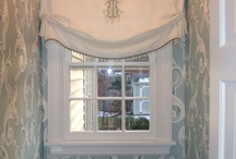 Window treatments / A little twist here or a detail there, soften your spaces with window treatments.
