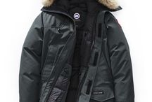 Parkas | Men's parkas and raincoats