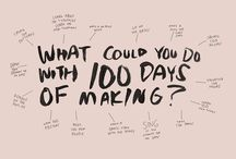 """#20DaysofTHEDOC / The 100 Day Project - I have chosen to use a daily history tidbit (provided daily by an email we get a work...) and create a poster around it...why...this quote sums it up...""""Creating work is about surrendering to the process. It's about the act of creativity, which exists as an action and not as a product."""" -George Zisiadis"""