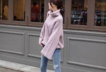 韓国ファッション『冬』
