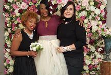 Salon du mariage 2016 / Thème : Urban Chic  Lieu : Paris Parc des Expositions de Porte de Versailles