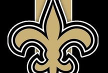 I'm a believer, got the Who Dat fever! / by Tia Brady