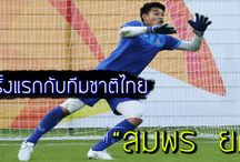 ทีมชาติไทย / รวบรวมข้อมูลทีมชาติไทย และประวัติศาสตร์ทีมชาติไทย