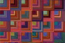 Kaffe stripes quilts / Kaffe fassett woven stripe fabric