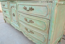 Delicious~Painted Furniture / by Rhonda Benoit-Canales