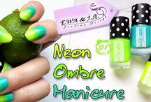 DENESY, ORCALA, Look Ever / wspaniałe paznokcie w kilka chwil :)