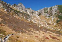 宝剣岳(中央アルプス)登山 / 宝剣岳の絶景ポイント 中央アルプス登山ルートガイド。Japan Alps mountain climbing route guide