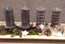 Advent / Christmas decor