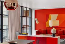 THE WILLIAM NYC | ORANGE / by The William NYC