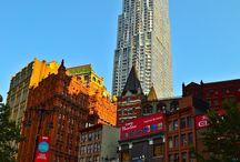 I love NY,city that never sleeps