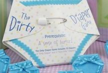 Baby Shower / All sorts of baby shower ideas!  / by Jenni Holzhauer