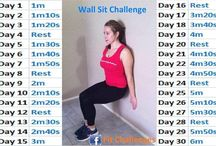 30 Day Challenges / by Jessica Kelsey
