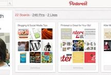 Pinterest / Pinterest Help / by AJ Tip