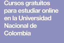 CURSOS GRATUITOS DE  LA  UNIVESIDAD NACIONAL