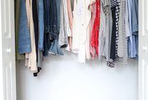 Capsule Wardrobe - Frühling / Spring / Minimalismus im Kleiderschrank - 10 x 10 und Capsule Wardrobe, ein Selbstversuch