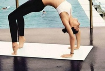 Urdhva Dhanurasana / Chakrasana / Wheel or Upward Bow / by Yoga