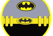 Festa Samuel - 4 anos / Tema Batman