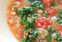 soups, stews and chilis