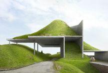 Architecture / by Mrs Le Corbu