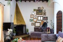 Dream bohemian home