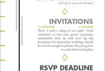 Wedding Stationery Etiquette + Advice + Inspiration | Wedding Collaborative Board / wedding stationery advice for brides, wedding invitation timeline advice, mailing advice, postage, wedding invitation etiquette, wedding invitation inspiration, etc.  |  To be a contributor, please email kristen@fivedotdesign.com