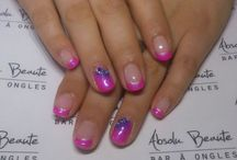 they.make.your.hands. / Nails created by Aimée at absolubeaute87.com