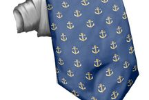 Ties / A collection of trendy and cool ties.