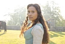 Guinevere-The Adventures of Merlin / play by:Angel Coulby