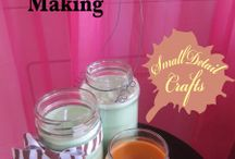 *Candle Making....*