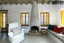 Fireplace / kaminada