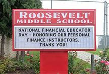 National Financial Educators Day / Financial Educators Day recognizes those individuals who are working to improve the financial capabilities of people in their communities. http://www.financialeducatorscouncil.org/financial-educators-day/