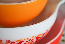Vintage Pyrex and Other Pretties