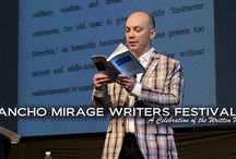 Rancho Mirage Writers Festival / The Rancho Mirage Writers Festival is an annual celebration of writers, books, readers, and ideas!
