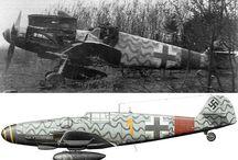 luftwaffe WW2 camo