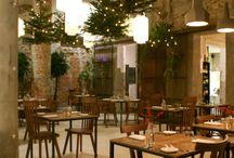 Places to go / Inspiration restaurant
