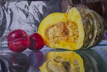 pittura iperrealista di Bernardo Ariatta / pittura iperrealista, iperrealismo pittorico, olio su tela, pittore iperralista italiano