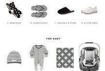 Baby necessaries