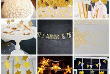 star themed birthday