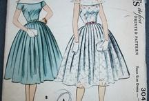 Sewing patterns / by Lisa Goedecke