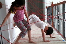 Obstacle Course Ideas / by Cassie Landrum