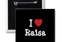 """inspired singer """"RAISA"""""""