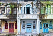 Penang / Hotels, street art, culture, food.