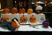 JQH Hotels Celebrate Halloween / Annual Pumpkin Carving Contests are always a hit with hotel teams and departments.
